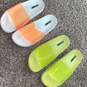 Neon slide bundle